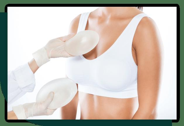 Marirea sanilor cu implanturi