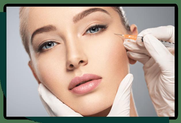 Volimetrizarea faciala si tratamentul ridurilor cu acid hialuronic